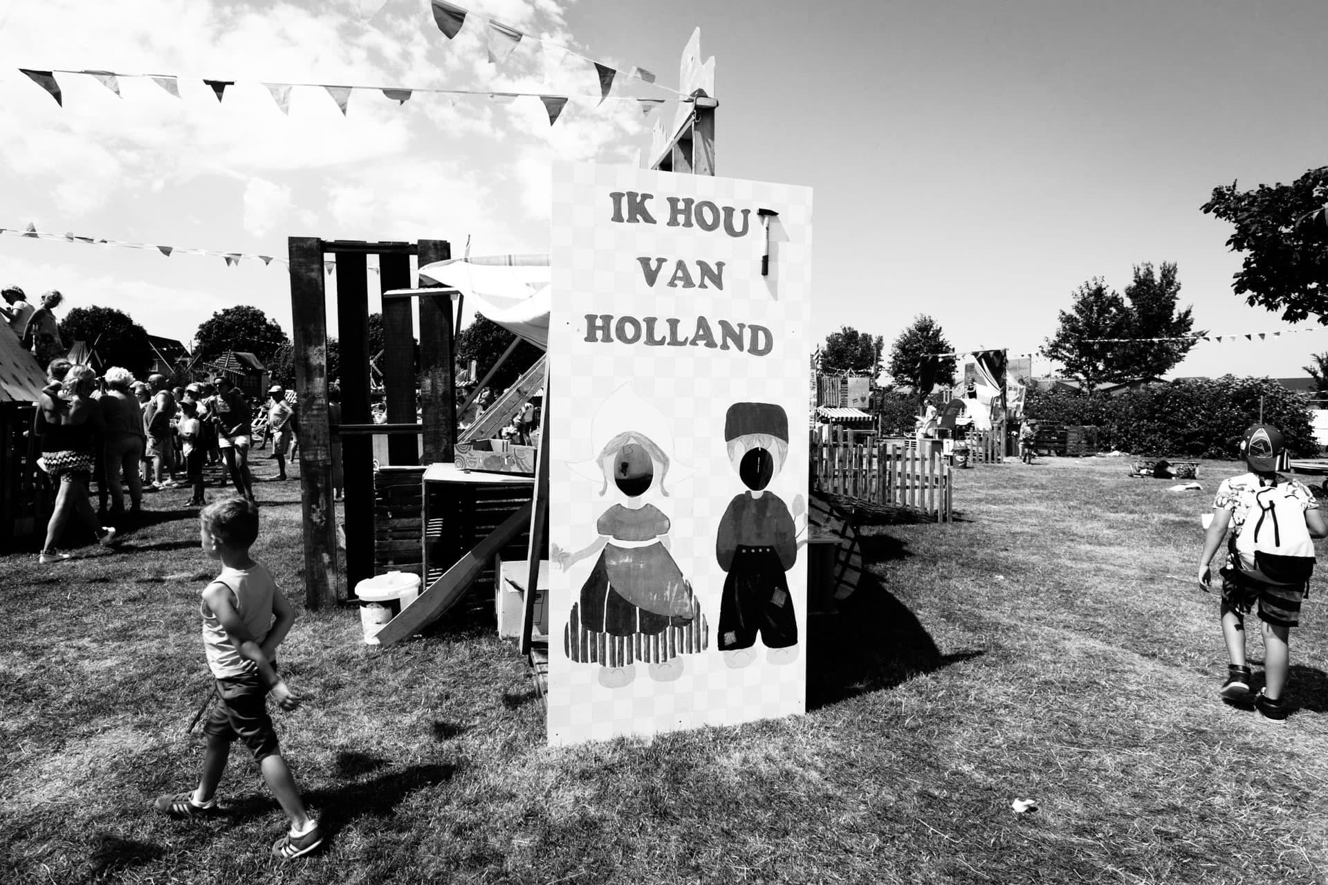 Ik hou van Holland Obdam The Netherlands