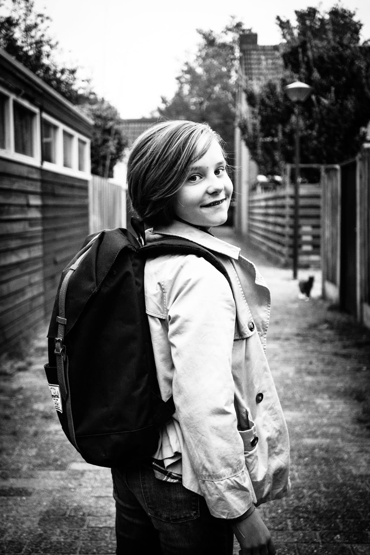 The very first day of school Daily Observations Street Photography